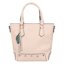 Bellezza Handbag MS85692 Nude