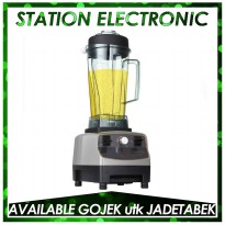 Getra KS-778 Heavy Duty Blender [26.500 rpm / membuat smoothie ice]
