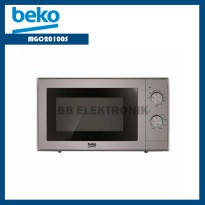 Beko MGC20100S Microwave Oven with Grill 20Liter