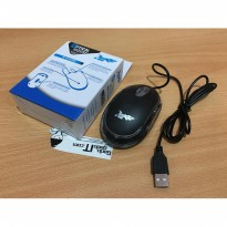 K-ONE M-101 Wired Optical Mouse USB With 1000DPI(MURAH & GOOD QUALITY)