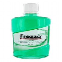 FREZZA ANTISEPTIC MOUTHWASH   (400ml 4 pcs)