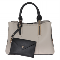 Bellezza Handbag 17434-38 Beige