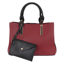Bellezza Handbag 17434-38 Red