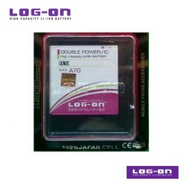 LOG-ON Battery For MITO A70 - Double Power & IC - Garansi 6 Bulan