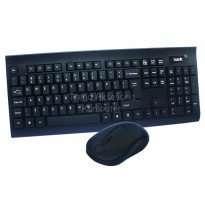 Havit HV-KB568GCM Keyboard Mouse Wireless Combo - Hitam