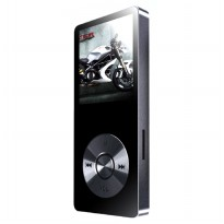 Benjie N7000 MP3 Digital Audio Player LCD 8GB with FM Radio & Mic - Black