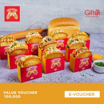 Let's Toast - Value Voucher 100.000