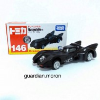 Tomica Dream Batmobile no 146