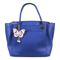 Bellezza Handbag MS22797 Blue
