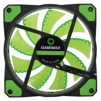 GAMEMAX Galeforce GMX-GF12 - 32 LED - 12CM - Green / Red / Blue LED