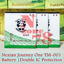 Baterai Nexian Journey Mi438s TM-001 Double IC Protection