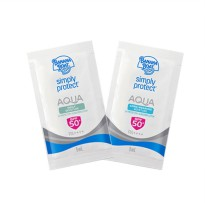 Twin Pack - Simply Protect Aqua Daily + Long Wearing - ED 12/2020
