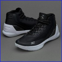 Under Armour Curry 3 Lux - Black