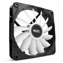 NZXT FZ-120 - 12CM Fan - 1200RPM - 13 Blade - Sleeved Cable