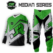 Jerseyset Cross Rock Original,Median Series (Green) Limited Edition