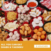 Namba Ya - All You Can Eat Shabu & Yakiniku