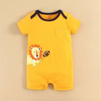 JUMB08 - Jumper Mom & Bab Yellow Lion
