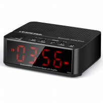 Desktop Bluetooth Speaker Alarm Clock