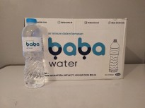 Baba Water Air Mineral 600ml