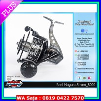 Reel Mancing Spinning Maguro Storm 8000