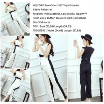 Two Colors SET Top+Trousers (S,M) - 17500