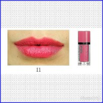 Bourjois Rouge velvet no 11, SO HAP PINK