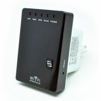 WiFi AP/Repeater 300Mbps - WL0190