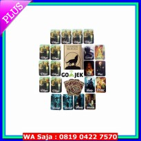 [Gold Product] TWG The Werewolf Game / Mafia Card | Card Pack Type 1