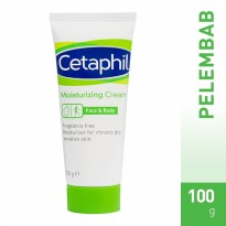 Cetaphil Moisturizing Cream - 100 g