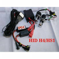LAMPU UTAMA MOBIL HID H4 HIGH LOW 35W