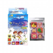 Baby Flow Mosquito Repellent Patch / stiker anti nyamuk BabyFlow