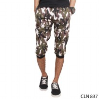 Celana Jogger Model Tentara Stretch Loreng – CLN 837