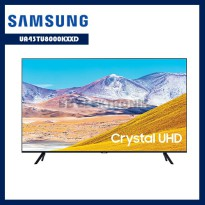Samsung UA43TU8000KXXD LED TV 43 inch UHD 4K Smart TV