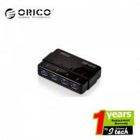 ORICO H4928-U3 -BK 4-Port Powered USB 3.0 HUB Original