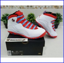 Nike Air Jordan 10 Retro Low BG 'Chicago'