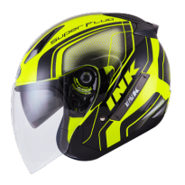 Helm INK Metro 2 Super Fluo Yellow
