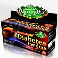 Teh Herbal Diabetes Diabetea Insuline