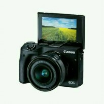 Promo - Canon EOS M3 Kit 15-45 MM STM