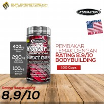Muscletech Hydroxycut Next Gen 100caps