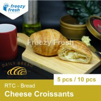 Cheese Croissants, RTC by Daily Bread - 5 pcs