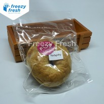 Roti plain BAGEL, bread by Fun Gourmet ( 120 gram )