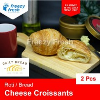 Roti Cheese Croissants, by Daily Bread