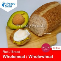 Roti Wholemeal Wholewheat / Roti Gandum, by Fun Gourmet