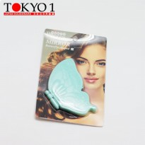 Tokyo 1 cermin Butterfly Shaped Mirror (101718)