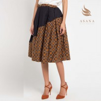 Asana Astina Woman Skirt - Brown