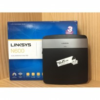 LINKSYS E2500 N600 Dual Band Wireless Router