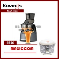Whole Slow Juicer Smart Juicer Kuvings Free Magiccom