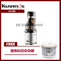 Commercial Juicer CS 600 Kuvings - Free Magiccom