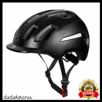 WEST BIKING Helm Sepeda Cycling Helmet with Reflective OLA-382