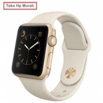 Aluminium Rose Gold with Antique White Sport Band 38mm